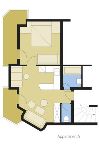 Layout Apartment 5